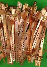 """(100 PCS) Copper Ground Strap 12"""" long - Free Shipping"""