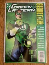 Green Lantern #1 Secret Files and Origins 2005 DC Comics Hal Jordan Corps