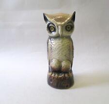 The Manhattan Savings Bank Ceramic Owl - Promotional Piggy Bank Giveaway