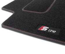 S3HS TAPIS DE SOL VELOUR S-LINE AUDI A6 C5 1997-2004