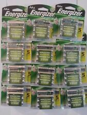 48 count AA Energizer Rechargeable Batteries