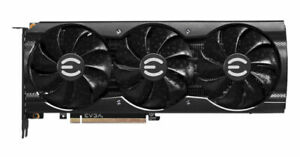 EVGA GeForce RTX 3060 Ti FTW3 ULTRA GAMING 8GB GDDR6 Graphics Card