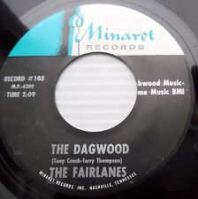 FAIRLANES 1962 mod garage 45 THE DAGWOOD I'M NOT THE KIND OF GUY THAT  e7713