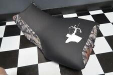 Yamaha Grizzly 660 Bow Hunter Camo Seat Cover #yz73kya73
