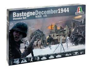 BASTOGNE December 1944 6113 BATTLE SET ITALERI 1:72 New!