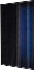 325W Solar Panel Monocrystalline 300W Black Frame Anti-Reflective 19.7% 165x99cm