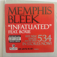 "Memphis Bleek ‎– Infatuated -  Vinyl, 12"", 33 ⅓ RPM, Single - US - 2005 - HiPoP"