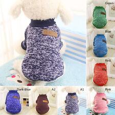Hot Pet Coat Dog Jacket Winter Clothes Puppy Cat Sweater Clothing Coat Apparel