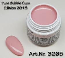 5 ml  UV Exclusiv Farbgel Edition 2015, Pure Bubble Gum, Nr. 3265