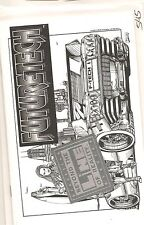 Futuretech Limited Edition Signed Ashcan Comic Book