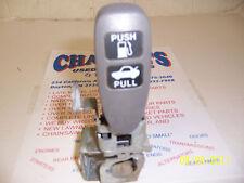 2009 HONDA CIVIC GAS FUEL DOOR AND TRUNK RELEASE LATCH
