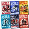Medusa Project Collection Sophie McKenzie 6 Books Set Double Cross, Hit Squad