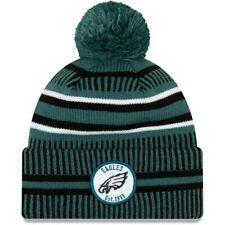 Philadelphia Eagles Home New Era 2019 NFL Years Sideline Winter Hat Adult