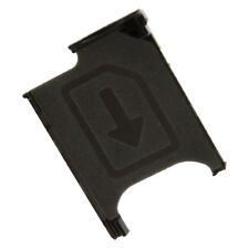 Micro Sim Card Tray Holder Slot Part For Sony Xperia Z2 L50w D6502 D6503 D6543