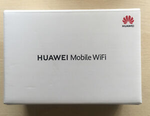 Huawei E5576-322 1500mAh Mobile 4G WiFi Router 2.4GHz LTE Cat4 150Mbps