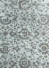 Jaipur Rugs Transitional Grey and Black 5X8 Feet Wool and Viscose Floral Rug