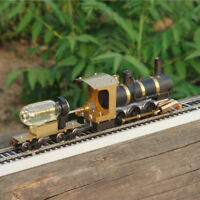 Steam Train Model Locomotive Drive HO Proportion Live Steam Engine Scale 1:36
