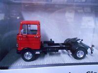 MERCEDES BENZ LKW LPS 608 LP608 Truck rot red Zugmaschine Premium Classixx  1:43