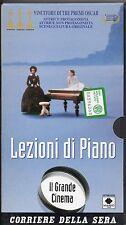 LEZIONI DI PIANO VHS Jane Champion Holly Hunter Harvey Keitel Sam Neill ITALY