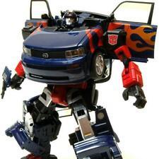 Transformers Alternators SKIDS Complete Binaltech Figure