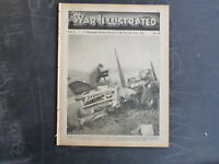1939 THE WAR ILLUSTRATED VOL. 1 #10 BRITAINS 1st BAG OF POWs