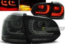 Set kit fari fanali posteriori TUNING R20 GOLF 6 VI 2008 > 2012 LED fum neri