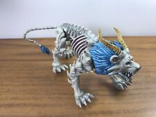 Deathliger : Lion Of Chaos - Duel Masters Deluxe Action Figure - Hasbro 2003