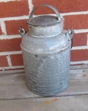 Graniteware milk can