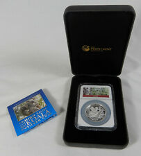 2013 P Australia $1 Koala High Relief NGC PF69 UCAM W/ Box 1 of First 1000 MADE