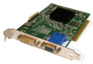 IBM 32MB PCI G45FMDVP32DOE3 DVI VGA Video Card 00P2530 G45FMDVP32DOE3