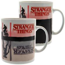 Stranger Things Heat Changing Mug | OFFICIAL