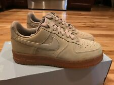 newest d58d1 f1908 Nike Women s Air Force 1  07 SE Mushroom Gum Bottom AA0287 200 ...