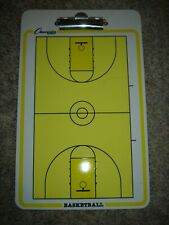 "Champion Sports basketball dry-erase clipboard 10"" x 16"" game day board coach"