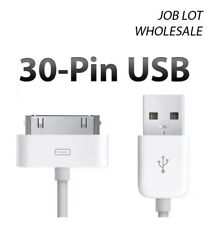 50 x 1m 30Pin USB SYNC DATA CHARGER CABLE FOR iPhone 4 4S iPod - WHOLESALE