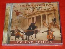 Uncharted by The Piano Guys (CD+DVD, Oct-2016, 2 Discs, Sony Masterworks)