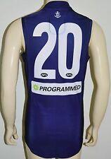 Fremantle Dockers AFL Player Issue Guernsey / Jersey / Jumper - Matt Taberner
