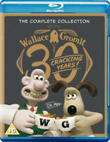 Wallace and Gromit: The Complete Collection Blu-Ray (2009) Nick Park cert PG