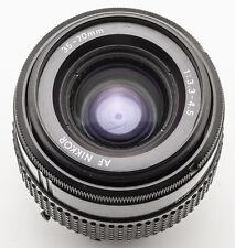 Nikon AF Nikkor 35-70mm 35-70 mm 1:3.3-4.5 3.3-4.5