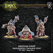 Hordes: Trollbloods: Dhunian Knot Unit (PIP71092) Privateer Press NEW