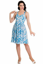 Hell Bunny Elastane Machine Washable Dresses for Women