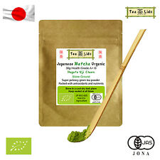 30g JAPANESE MATCHA Green Tea Powder, ORGANIC, Uji, Kyoto, ceremony, ceremonial