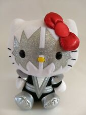 "TY Beanie Babies Hello Kitty  6"" 2013 KISS Spaceman"