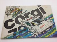 Corgi 78 Catalogue James Bond Batman etc