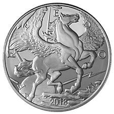 2018 Modern Ancients Series Pegasus 1 oz .999 Silver BU Bullion USA Made Round