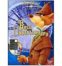 DISNEY DVD Basil l'investigatopo - ed. italiana fuori catalogo