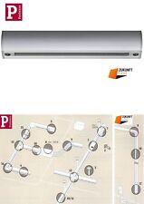 PAULMANN U-RAIL ZUBEH�–R SCHIENE 0,1m IN CHROM MATT ART:95086 NEUE TECHNIK