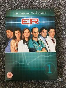 ER: The Complete First Season: Region 1 DVD: