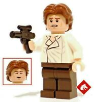Lego Star Wars Han Solo minifigure from set 75174