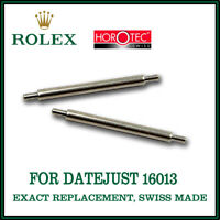 ♛ ROLEX Exact Replacement 20mm Spring Bars For Vintage Rolex DateJust 16013 ♛