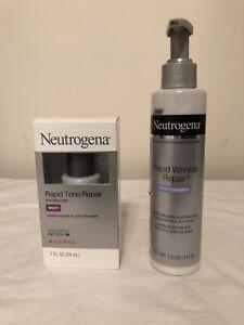 neutrogena rapid wrinkle repair cleanser,One Rapid Tone Repair Night Moistures